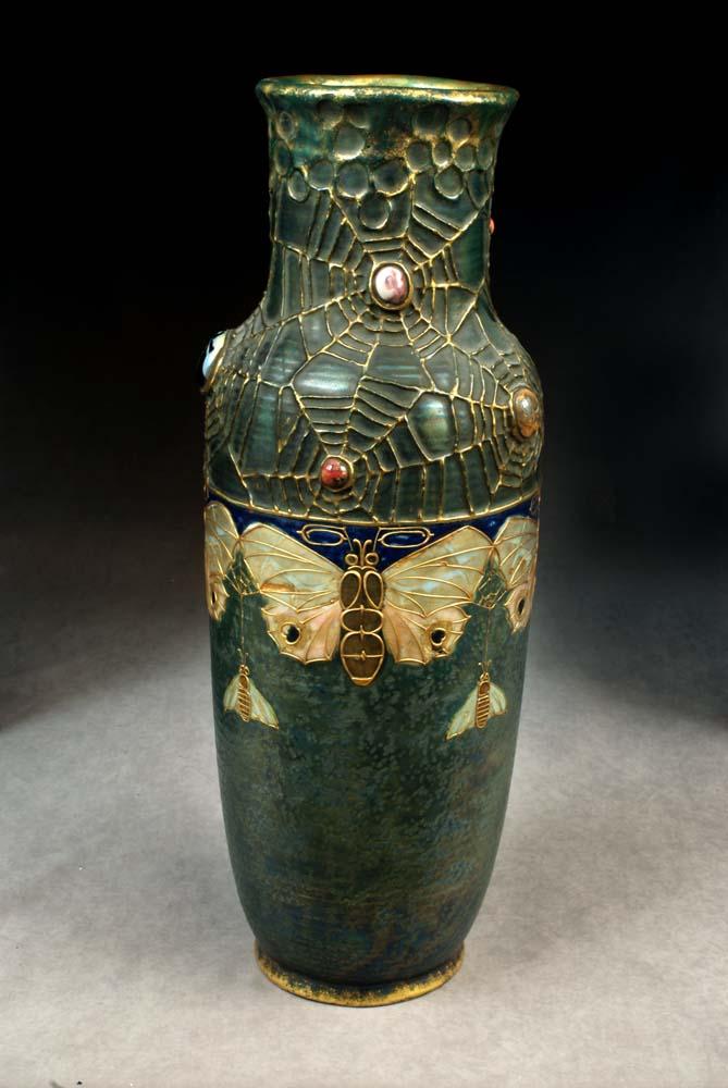 Moth Vase, Model #3771