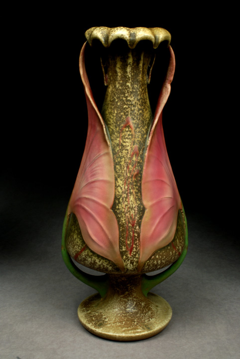 Water Lily Vase, Model #3437/55