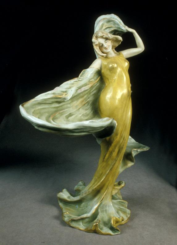 Loie Fuller Statue, Model #776