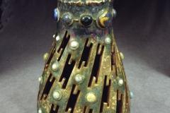 Lightning Bolt Vase, Model # 3735