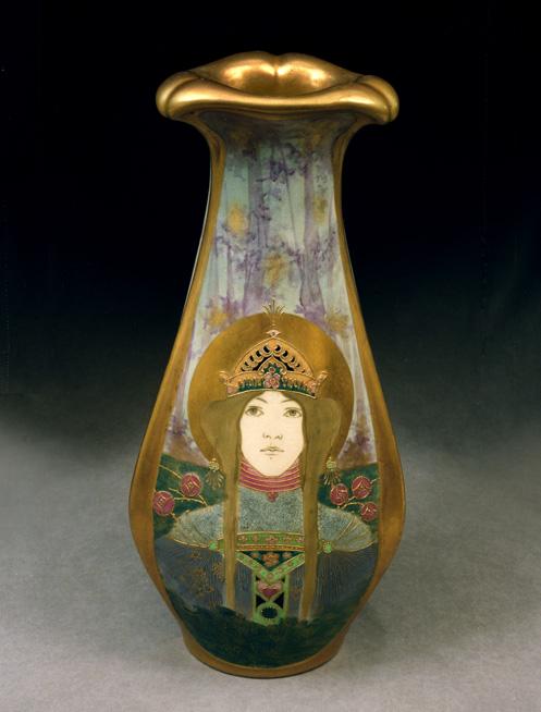 Princess Vase, Model #570/50