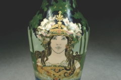 Lady of the Lake Vase, Model #466/12