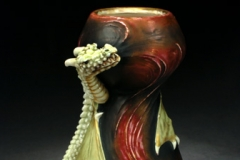 Silver Stellmacher Dragon, Model #91/9