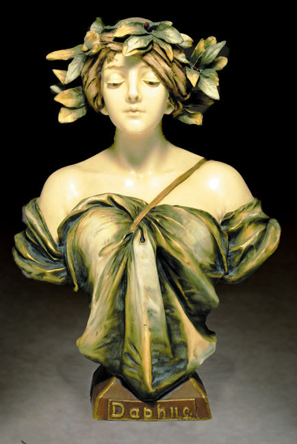 Daphne Bust, Model #4278