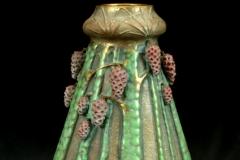 Tree and Pinecone Vase, Model #2035/11