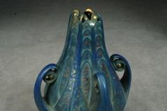 Stylized Artichoke Vase, Model #105/1